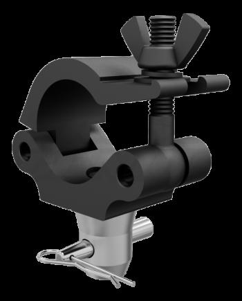 Black Coupler Clamp, Stage Lighting, Equipment