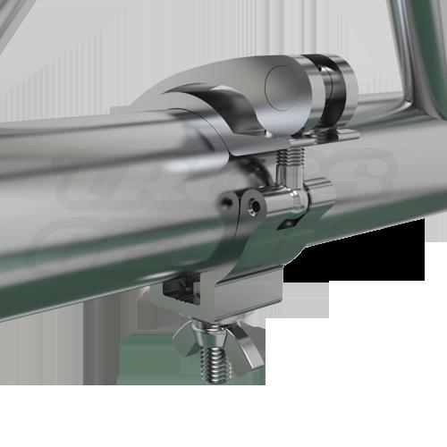 Mini 360 QR – 50mm Quick Release Clamp