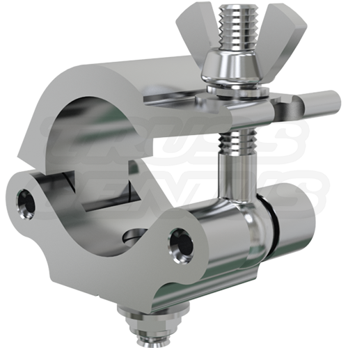 Pro clamp for mm tube pipe or trussing fasten