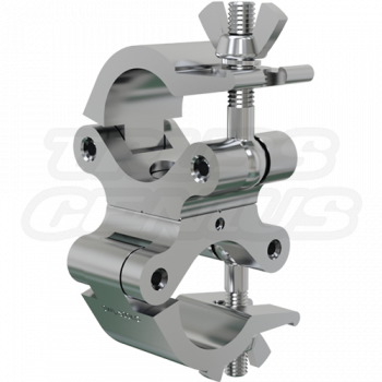 Pro Swivel Clamp | Heavy Duty 50mm Double Pivot Fastener Designed To Join Two Trusses or Pipes Together CJS5006U