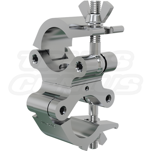 Pro Swivel Clamp|Heavy Duty 50mm Double Pivot Fastener Designed To Join Two Trusses or Pipes Together CJS5006U