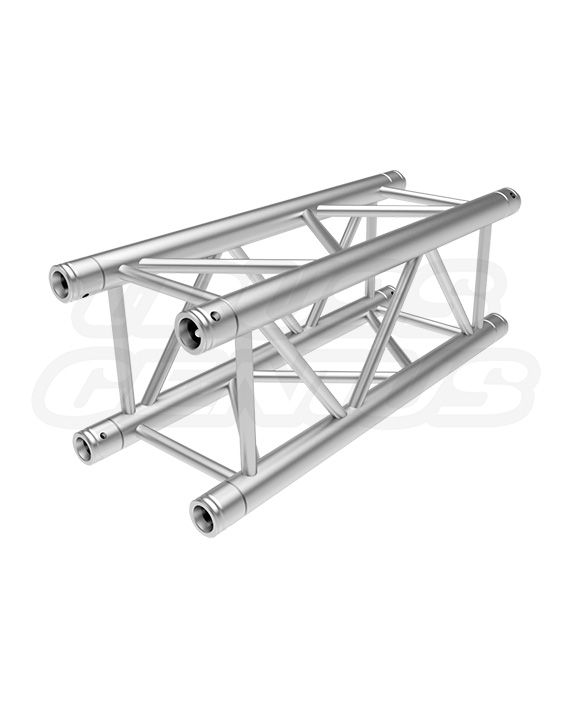 "2.46-Foot Truss Straight Section, SQ-4110-75 11.41"" F34 Square Aluminum Truss F34075, Stage Lighting Equipment"