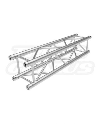 SQ-4111-1250 4.10 FT. Straight Section F34 Square Aluminum Truss F34125