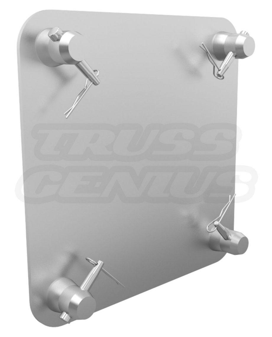 SQ-4137 Global Truss 12-Inch Aluminum Base Plate F34BASE