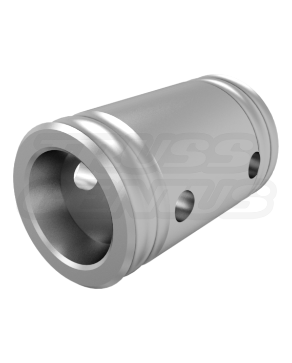Truss Spacer 82mm 3.2-Inch Fits F31, F32, F33, F34 and F44P Aluminum Trussing, Stage Lighting Equipment