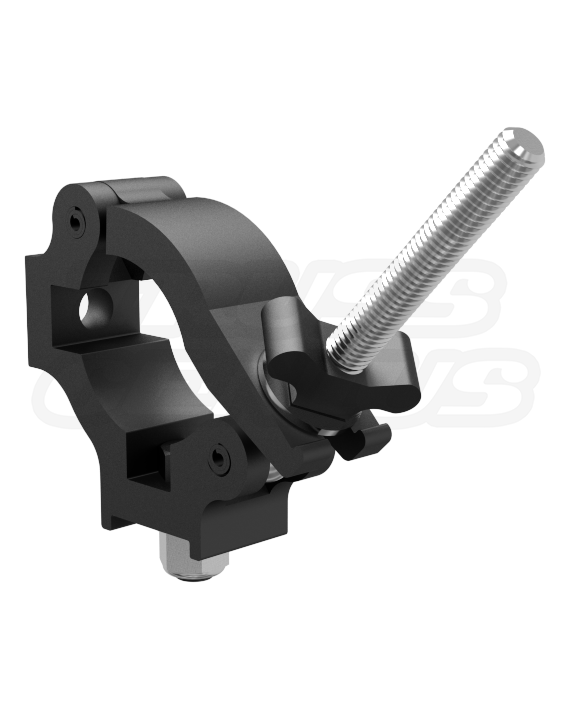 Black Quad Coupler 1.5 Clamp QC1.5B