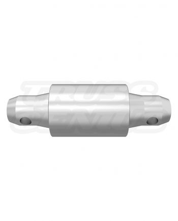 GT-CS70 %%sep%% Global Truss 70mm 2.75-Inch Male Coupler Spacer