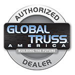 Global Truss America Authorized Dealer, arch truss system, f23 truss system