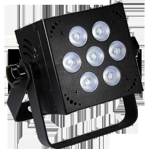 HotBox RGBW, led lighting, truss warmers, truss genius, blizzard lighting, dmx led light, glow totem