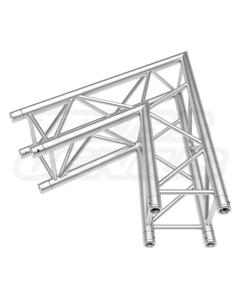 SQ-4120 Global Truss 2-Way 60-Degree Fixed Angle Corner F34C20