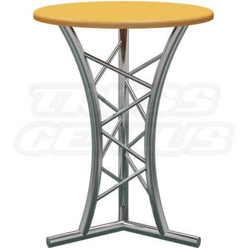 Curved Truss Table