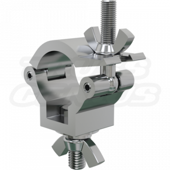 JR Clamp | 1.37-Inch Light Duty Wrap Around Clamp for F23-F24 Trussing and 35mm Tubing CJS3501