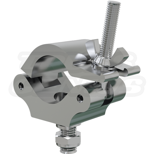 JR Pro Clamp | 1.37-Inch Heady Duty Wrap Around Clamp for F23-F24 Trussing and 35mm Tubing CJS3507