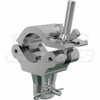JR Pro Coupler Clamp | 1.37-Inch Heavy Duty Clamp with Half Coupler Designed To Be Attached To F23-F24 Trussing