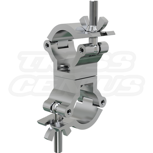 JR Swivel Clamp | 1.37-Inch Light Duty Dual Rotating Clamps Designed To Join Two Pieces of Trussing or 35mm Tubing Together CJS3502