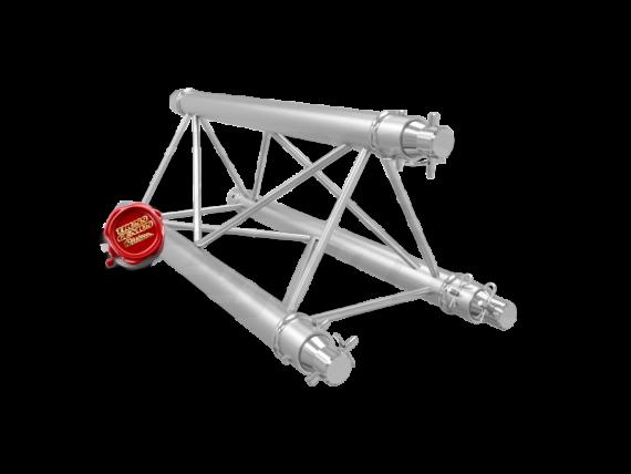 TR96101 1.64 FT. Straight Section F23 Triangular Aluminum Truss F23050