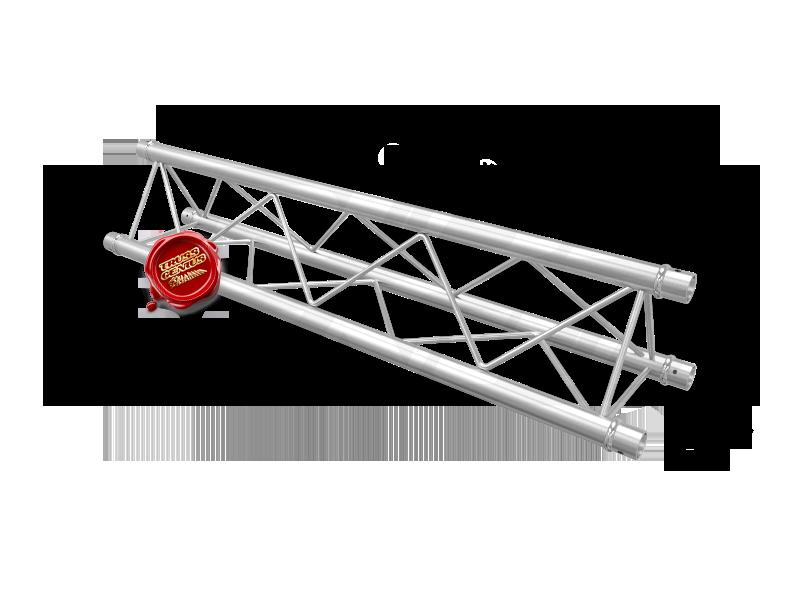 TR96102 F23 Triangular Aluminum Truss Dimension F23100