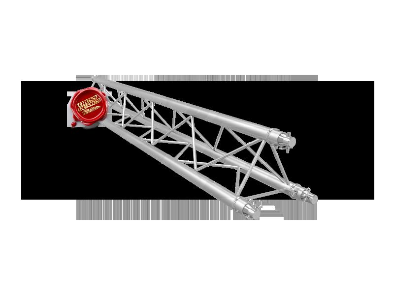 TR96103 4.92 FT. Straight Section F23 Triangular Aluminum Truss F23150