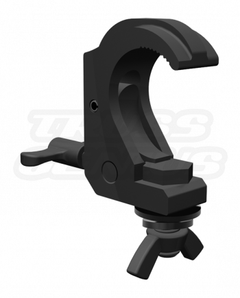 Black JR Snap Clamp CJS5034B(F24)