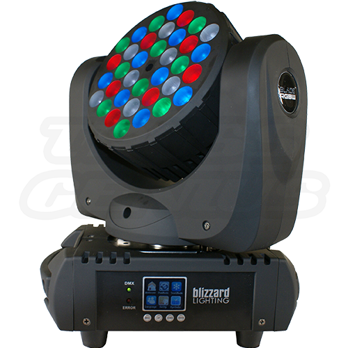 Blade RGBW Blizzard Lighting LED Moving Head