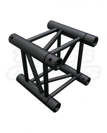 SQ-4109-29 Black Global Truss 0.95-Foot / 0.29-Meter Matte Black F34 Truss Straight Section