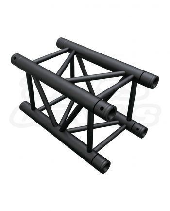 SQ-4109 Black Global Truss 1.64-Foot / 0.5-Meter F34 Matte Black Truss Straight Section