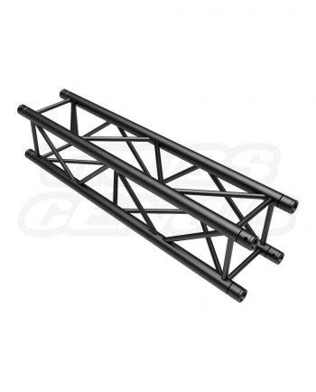 SQ-4111-1250 Black Global Truss 4.10-Foot / 1.25-Meter Matte Black F34 Truss Straight Section