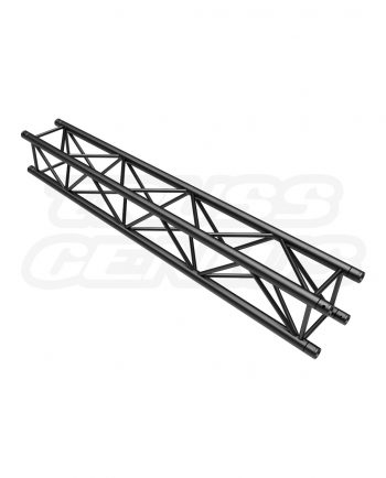SQ-4112 Black Global Truss 6.56-Foot Matte Black F34 Truss Straight Section