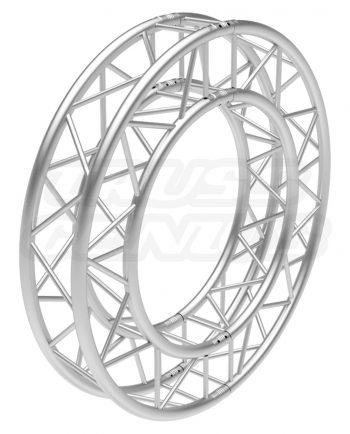 SQ-C1.5-180 Global Truss 4.92-Foot F34 Square Truss Circle