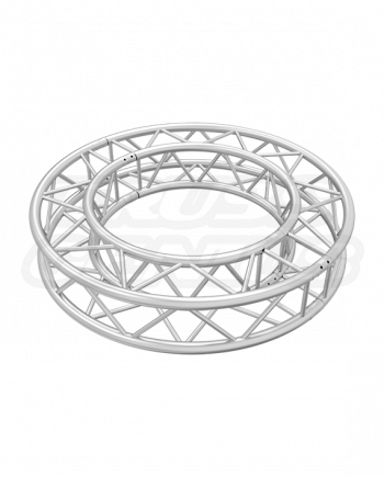 SQ-C1.5-180 4.92-Foot F34 Square Truss Circle