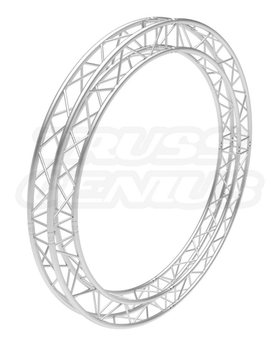 SQ-C3-90 Global Truss 9.84-Foot Square Truss Circle F34R15-90