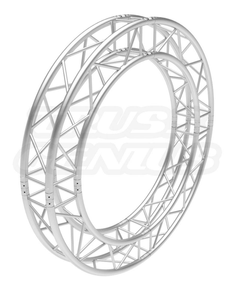 SQ-C2-90 Global Truss 6.56-Foot Square Truss Circle F34R10-90