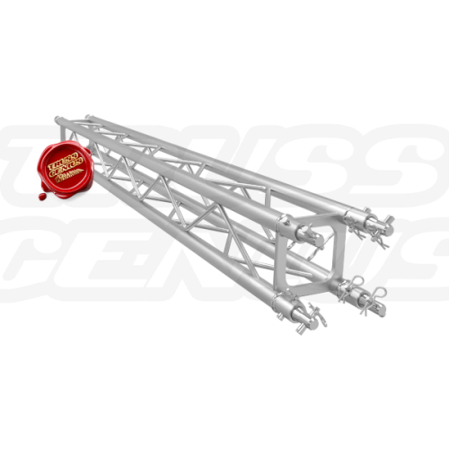 SQ-F14-1.0 3.28 FT. Straight Section F14 Mini Square Truss F14100