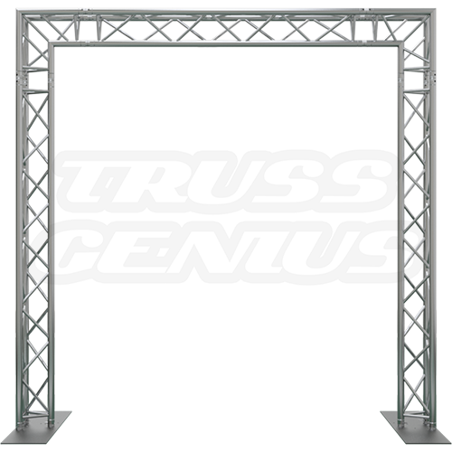 F33 Goal Post 10x10 Mobile Truss System