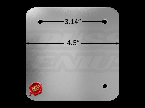 SQ-F14 Base Plate Dimensions