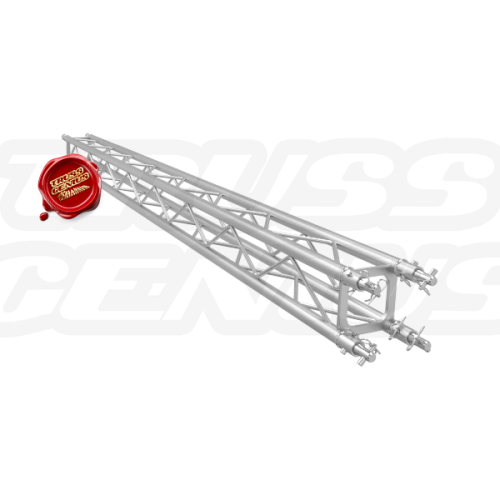 SQ-F14-1.5 4.92 FT. Straight Section F14 Mini Square Truss F14150
