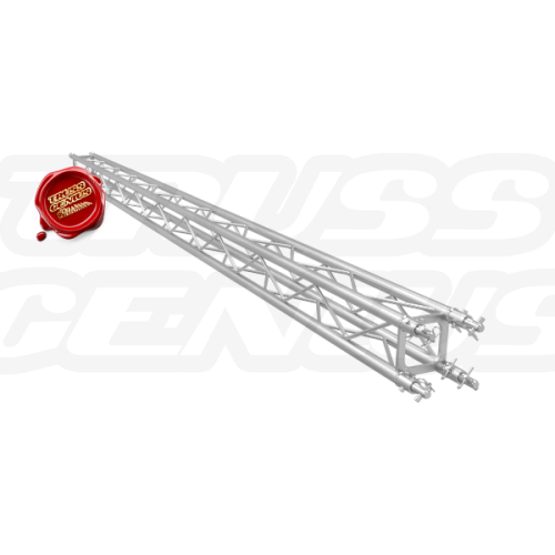SQ-F14-2.0 6.56 FT. Straight Section F14 Mini Square Truss F14200