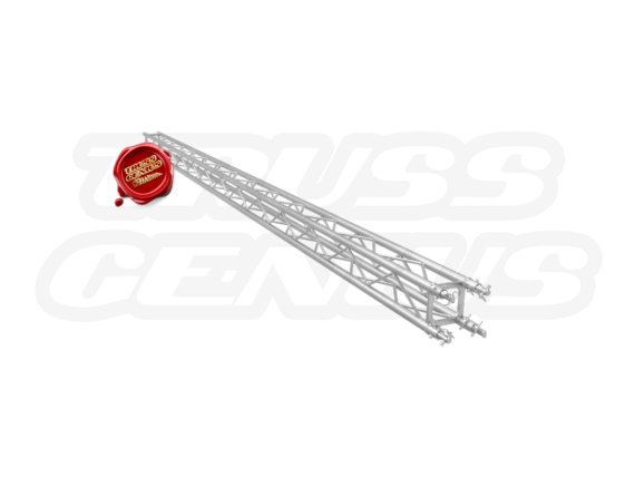 SQ-F14-2.5 8.20 FT. Straight Section F14 Mini Square Truss F14250