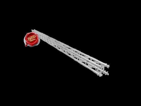 SQ-F14-3.0 9.84 FT. Straight Section F14 Mini Square Truss F14300