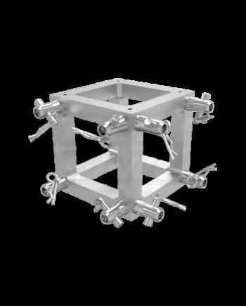 ST-UJB-F14 Global Truss Universal Junction Block F14 Square Aluminum Truss