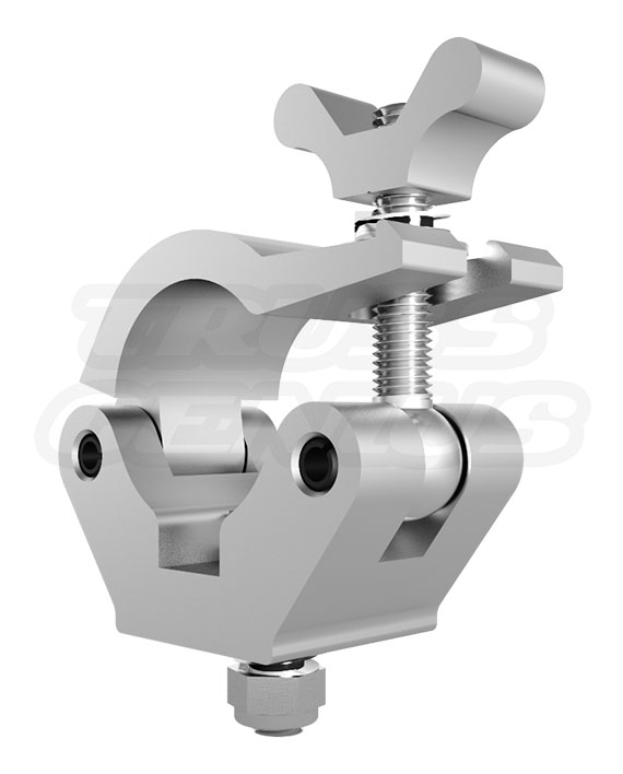 X-Pro Clamp Global Truss 2-Inch Extra Heavy Duty Clamp with M12 Attachment Bolt CJS5003(750)