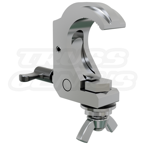 JR Snap Clamp | 1.37-Inch Hook Style Clamp for F23-F24 Trussing and 35mm Tubing CJS5034(F24)