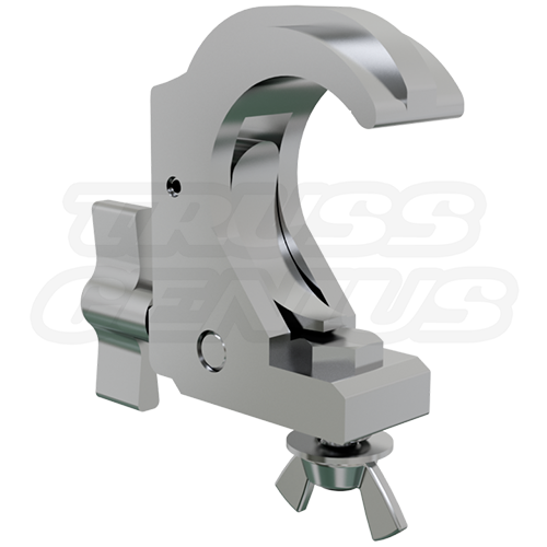 Snap Clamp | 2-Inch Medium Duty Low Profile Self-Locking Hook Style Clamp CJS5034(F34)