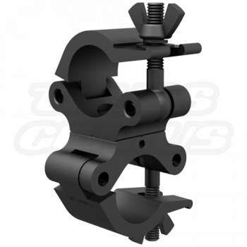 Black Pro Swivel Clamp | Global Truss