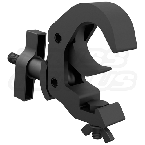 Black Quick Rig Clamp CJS5005B | Global Truss
