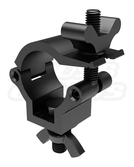 Black JR-Clamp CJS3501B Global Truss Clamp for F23/F24 Truss or 35mm Tube
