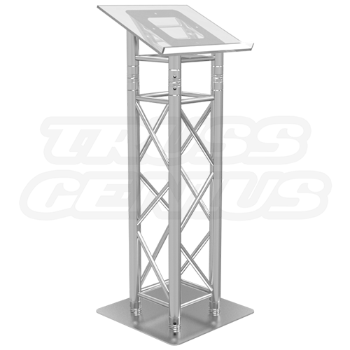 Plexi Truss Lectern | Podium | Pulpit | Presentation Furniture