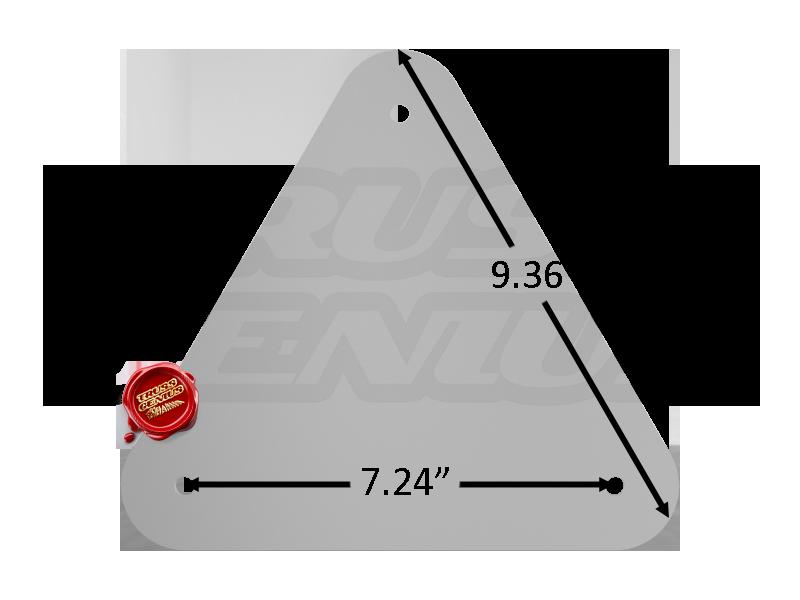 TR96129 Base Plate Dimension