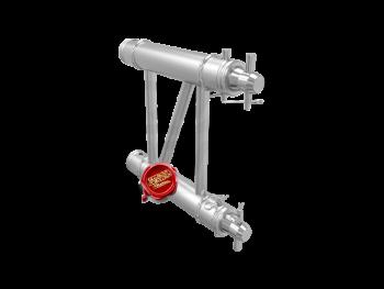 IB-4048-29 0.95 FT. Straight Section F32 I-Beam Aluminum Truss F32029