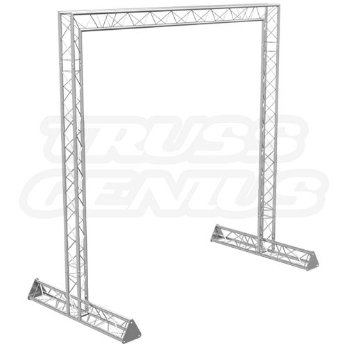 Goal Post F23 Triangular Truss System 10×10